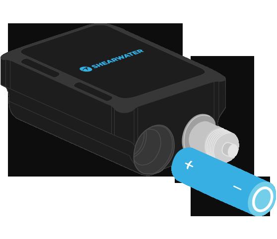 nerd technical dive computer user changeable battery