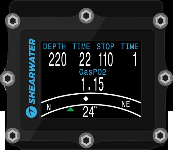 Petrel 2 Digital Compass