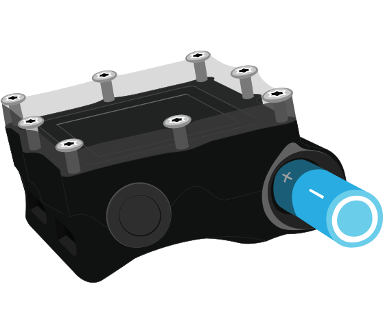 Petrel 2 User Replaceable Battery
