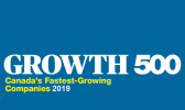 Shearwater Research Inc Rank No.255 on the 2019 Growth 500