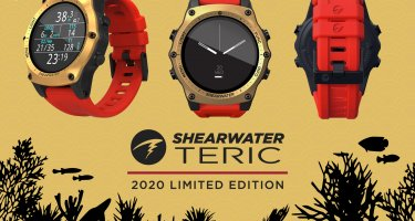 Introducing the 2020 Limited Edition Shearwater Teric