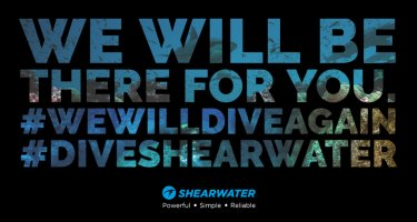 Shearwater will be there for you. We're extending product warranty!