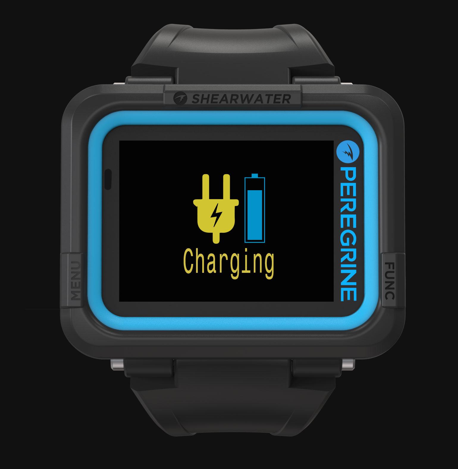 Peregrine Wireless Charging